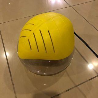 🚚 Air Purifier Yellow