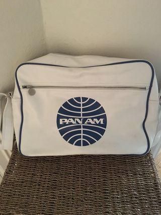 Pan Am Retro Flight Bag