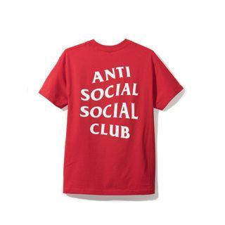 ASSC Tee (Red) #SnapEndGame