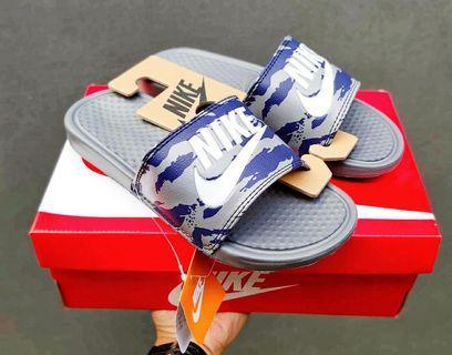 Sandal slide Nike bennasi swoosh
