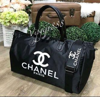 Chanel Vip Gift Travel Bag