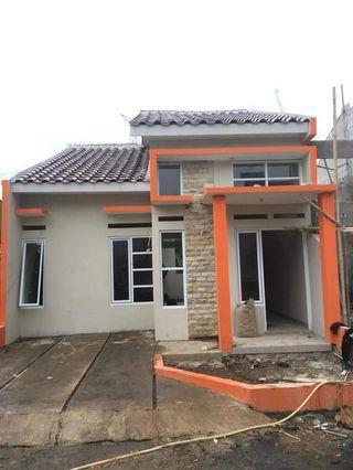 Rumah Minimalis chas keras/ kpr pribadi