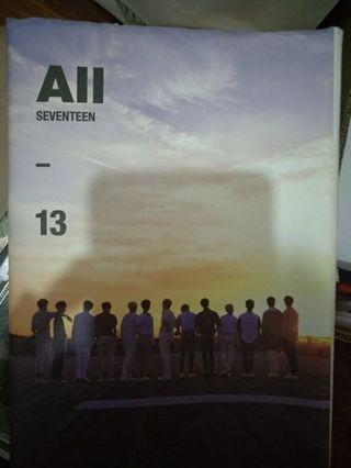 Seventeen AII Album