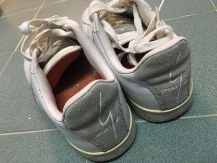 Agnes b sport shoes 白波鞋 size 39 or 40