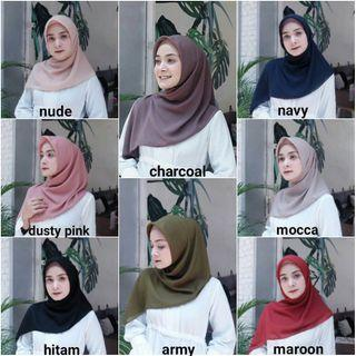 Hijab Bella Square