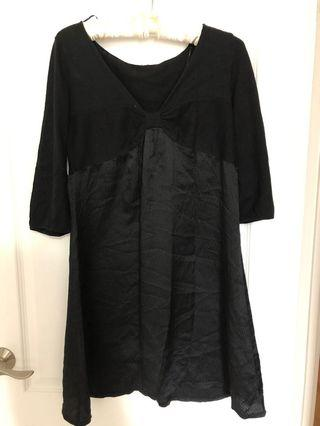 Brand new lace and thin sweater dress
