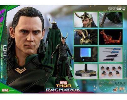 Hot toys mms 472 Loki 3.0