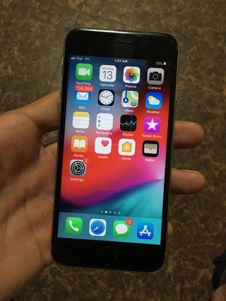 Iphone 6 64gb Space Grey