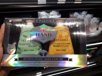 Sephora Hand Cream Set