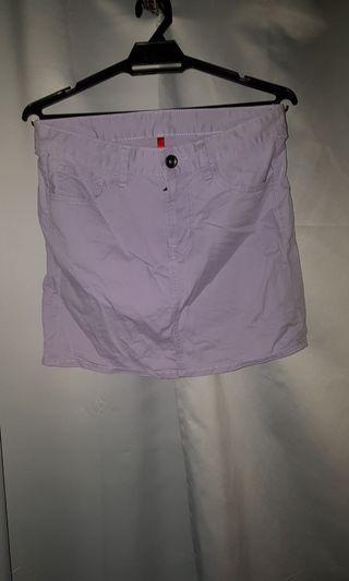 Cute pastel purple skirt