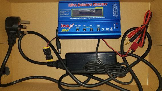 🚚 Lipo Battery Charger