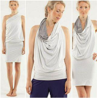 "Lululemon ""cover it all"" dress"
