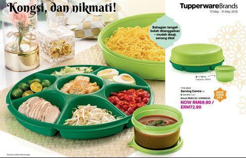 Tupperware Raya  🔥SERVING CENTRE🔥