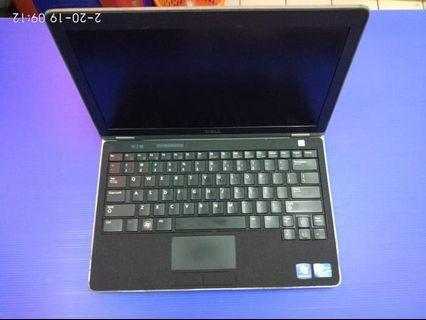 Laptop dell latitude e6220 core i3 bekas UNBK