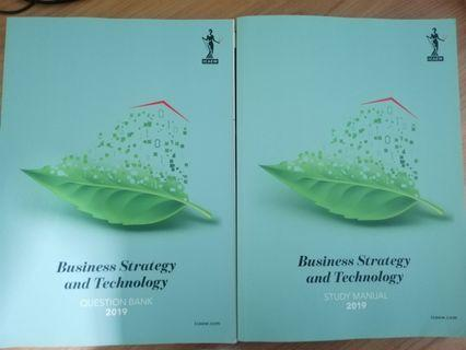 ICAEW BUSINESS STRATEGY AND TECHNOLOGY 2019