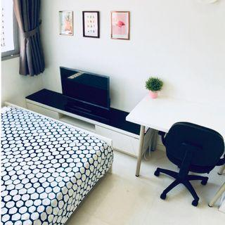 ☕ Cosy Private Studio | 5 Min Mrt | All Inclusive