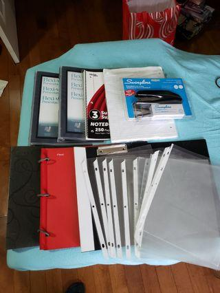 Assorted Stationary