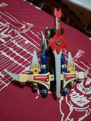 Mighty Morphin Power Blaster
