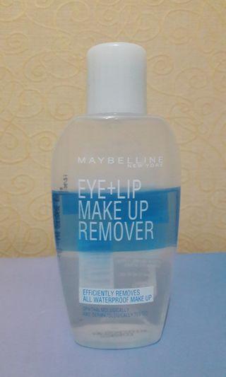 Maybelline Eye & Lips Makeup Remover #BAPAU