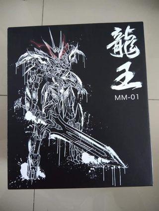 "WTS Metal Myth ""Barbatos Dragon King"""