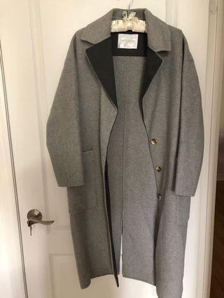 Brand new grey coat
