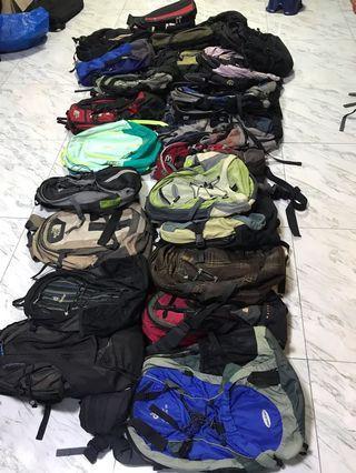 Mix Backpacks
