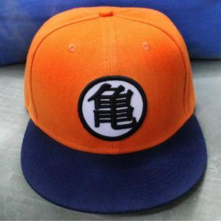 High quality Dragon ball Z Goku baseball hat for Children Flat Collector Casual baseball Anime cosplay cap