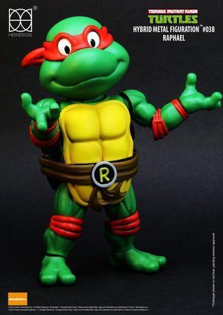 Teenage Mutant Ninja Turtles 忍者龜 HEROCROSS