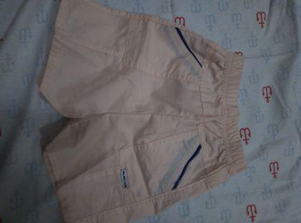 Hotpants warna Peach