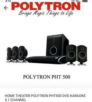 Home Theater Polytron