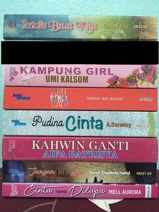 Novel Melayu Preloved 2
