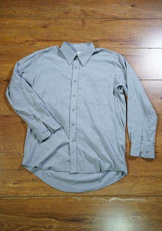 Phildas grey long sleeve shirt