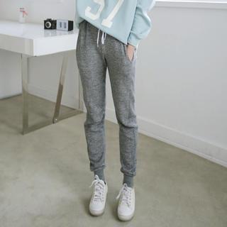 Grey Joggers Sweatpants