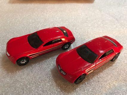 Hot Wheels Cadillac V16 concept (loose) Lot 2.