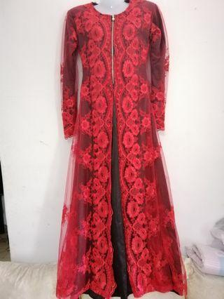 PRICE DOWN Dress Lace Size S