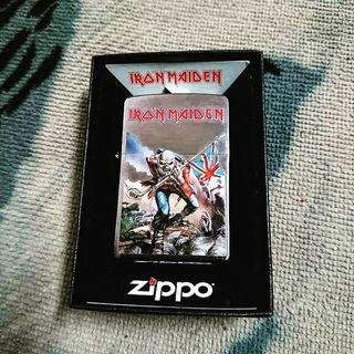 Original official iron maiden Zippo Lighter
