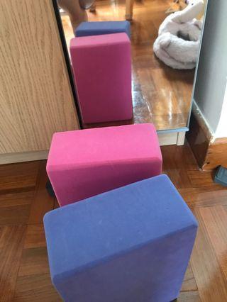 new Yogo blocks block 瑜珈 磚 🧱