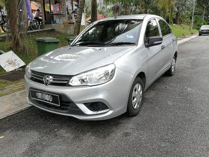 Greenline Car Rental Service / Kereta_Sewa / Proton Saga / Budget / Cheap / Murah