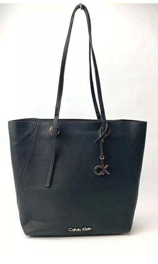 Calvin Klein Tote Bag black