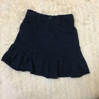 Polo mini skirt