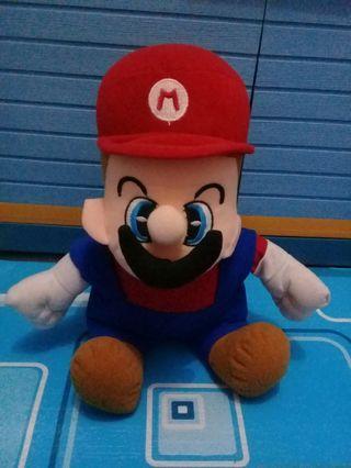 Boneka Mario Bros