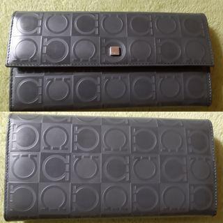 Salvatore Ferragamo long trifold wallet