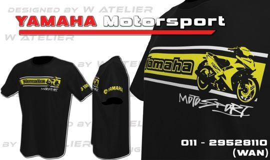 T-shirt Yamaha Motorsport