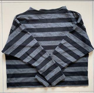 Uniqlo stripe top