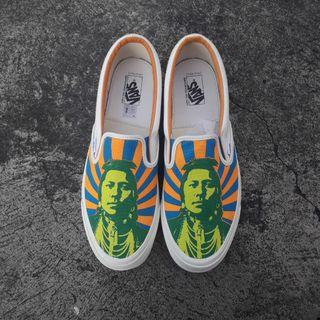"Vans Vault OG Slip On X JVH ""Sunrise"""