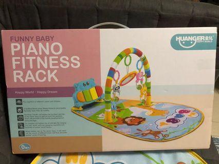 Baby Piano Fitness Rack
