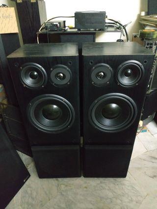 Robertson Audio Silver 25 subwoofer floor speakers