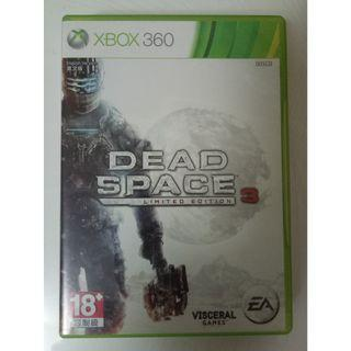 ONE可玩 絕命異次元3 XBOX 360 DEAD SPACE 3