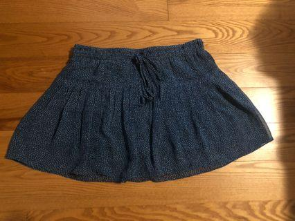 Cute dotted skirt - size s