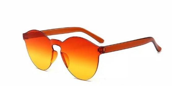 Kacamata fashion tanpa bingkai